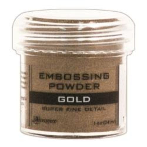 Embossing Powder Super Fine Gold