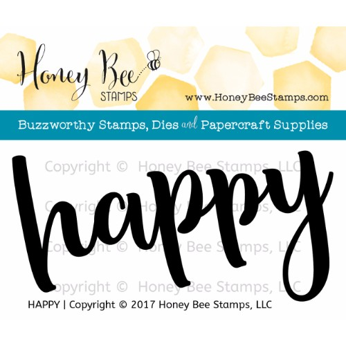 Honey Bee Stamps – Happy (2×4 Stamp Set) – FREE SHIPPING ... - photo#49