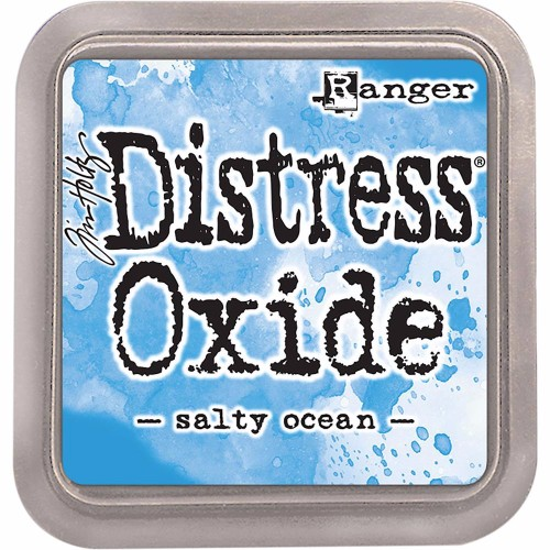 Distress Oxides Ink Pad Salty Ocean